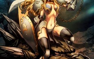 war_gods__dragon_slayer_by_genzoman