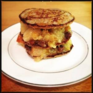 Autumn Detox Buckwheat Pancakes Recipe