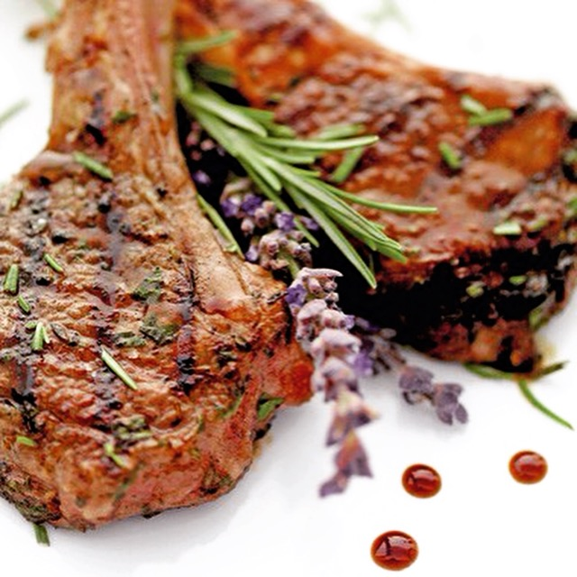 Herb Lamb Chops